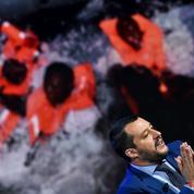 Migrants: l'Italie va séquestrer deux navires d'une ONG allemande