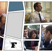 Du Mont Valérien à l'électro élyséenne, la communication présidentielle s'emballe