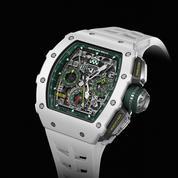 Horlogerie: histoires de bolides