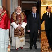 Les présidents français au Vatican, une longue tradition