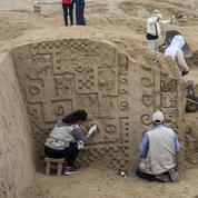 Animaux lunaires et sacrifices d'enfants: nouvelles découvertes de l'empire Chimú au Pérou