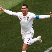 Coupe du monde 2018 : des Iraniens tentent d'empêcher Cristiano Ronaldo de dormir