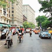 Parade new-yorkaise pour les Chevrons