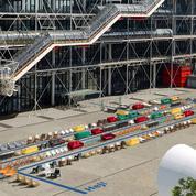 Ikea réinvente la file d'attente à Beaubourg