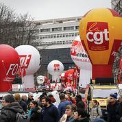 Faible mobilisation pour la manifestation de la CGT et de FO
