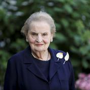 Madeleine Albright:«La renaissance du nationalisme m'inquiète»