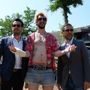 Budapest : gueule de bois pour Manu Payet et Jonathan Cohen