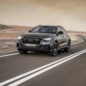 Audi Q8 : une superbe démonstration de force
