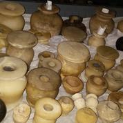 Des cosmétiques de l'antiquité datés avec précision