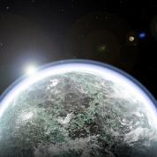Mars fut propice à l'apparition de la vie bien avant la Terre