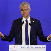 Européennes : Wauquiez affiche sa confiance et rembarre Juppé et Raffarin