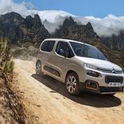 Citroën Berlingo,le ludospace monte en gamme