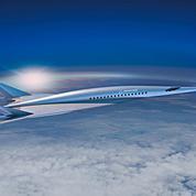 L'avion hypersonique de Boeing pourra rallier Londres à New York en 2 heures
