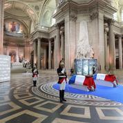 Simone Veil au Panthéon : une «boussole dans les temps troublés que nous traversons»