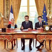 "Jean-Pierre Robin: «Le Festival d'Aix-en-Provence met en scène ""la transformation"" de Macron»"