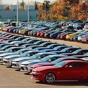 Commerce: l'UE menace Washington deriposte massive sur l'automobile