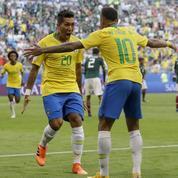 Tops/flops Brésil-Mexique : Neymar monte en puissance, Hernandez sort en silence