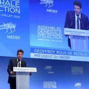 Pour les Français, Roux de Bézieux doit présider un Medef qui propose et non qui s'oppose