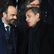 Edouard Philippe et Nicolas Sarkozy déjeunent à Matignon