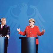 Europe : Merkel et Orban assument froidement leurs «visions du monde différentes»