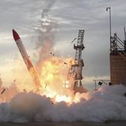 Explosion spectaculaire d'une fusée japonaise au décollage
