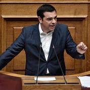 Le pouvoir grec déstabilisé par l'accord avec Skopje