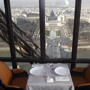Ducasse perd la tour Eiffel au profit d'Anton et Marx