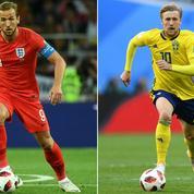 Coupe du monde 2018 : pourquoi faut-il suivre Suède-Angleterre ?
