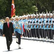 Turquie : le «sultan» Erdogan intronisé avec les pleins pouvoirs