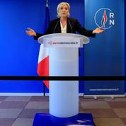 Affaire des assistants parlementaires : Marine Le Pen fustige ses juges