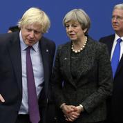 Theresa May déstabilisée par la révolte des pro-Brexit