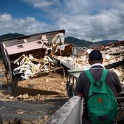 Au Japon, les pluies diluviennes font une centaine de morts