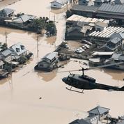 Le premier ministre japonais annule sa visite en Europe à cause de pluies meurtrières