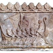 Un extrait de l'Odyssée d'Homère découvert sur une tablette du IIIe siècle après Jésus-Christ