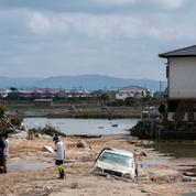 Le bilan des intempéries au Japon s'alourdit à 156 morts