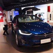 Tesla autorisé à créer une usine géante en Chine