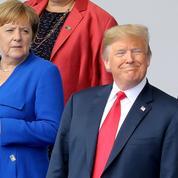 Trump dénonce une Allemagne «totalement contrôlée» par le Kremlin