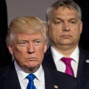 En Europe, Donald Trump préfère les pays de Visegrad