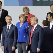 Au sommet de l'Otan, Trump tire à boulets rouges sur ses «amis» européens