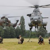 Deux tiers des hélicoptères militaires français sont incapables de voler
