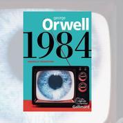 Mathieu Laine : «Redécouvrir 1984  d'Orwell, dystopie politique, mais surtout grand roman»