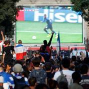 Les Bleus en finale, TF1 au firmament publicitaire