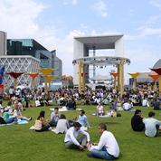 Détente, ateliers et afterworks pour l'été à La Défense