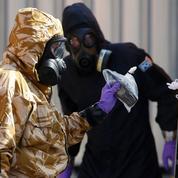 Grande-Bretagne : la police a trouvé «une petite bouteille» contenant du Novitchok