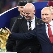Une Coupe du monde réussie pour la Russie de Poutine