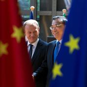 Face à Trump, la Chine courtise l'Europe