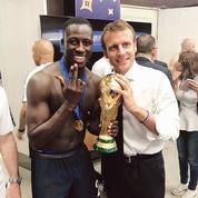 Le pari réussi d'Emmanuel Macron sur la victoire des Bleus