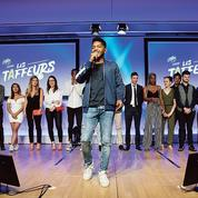 Lisandro Cuxi, lauréat 2017 de The Voice  , ambassadeur de l'apprentissage