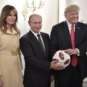 Après avoir rencontré Poutine à Helsinki, Trump est-il «un faible» ou «un traître» ?