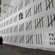 Banksy publie une lettre attribuée à l'artiste turque emprisonnée Zehra Dogan